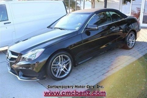 Certified Pre-Owned 2016 Mercedes-Benz E-Class E 400