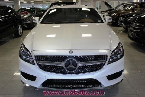 Certified Pre-Owned 2015 Mercedes-Benz CLS CLS 550