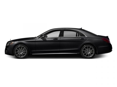 New 2018 Mercedes-Benz S 450 AWD 4MATIC®