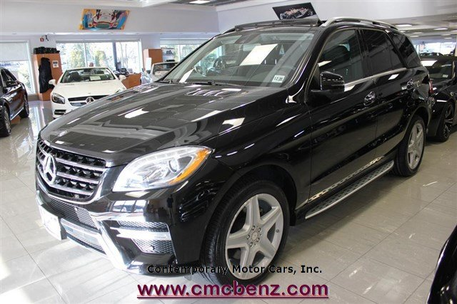 Certified Pre-Owned 2015 Mercedes-Benz M-Class ML 400