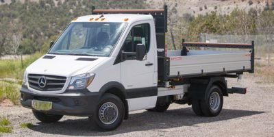 New 2017 Mercedes-Benz Sprinter Chassis Cab