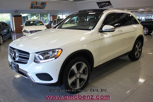 Certified Pre-Owned 2016 Mercedes-Benz GLC GLC 300 SUV in Little ...