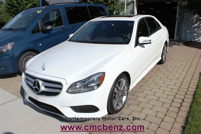 2016 Mercedes-Benz E 350 Sport AWD 4MATIC®