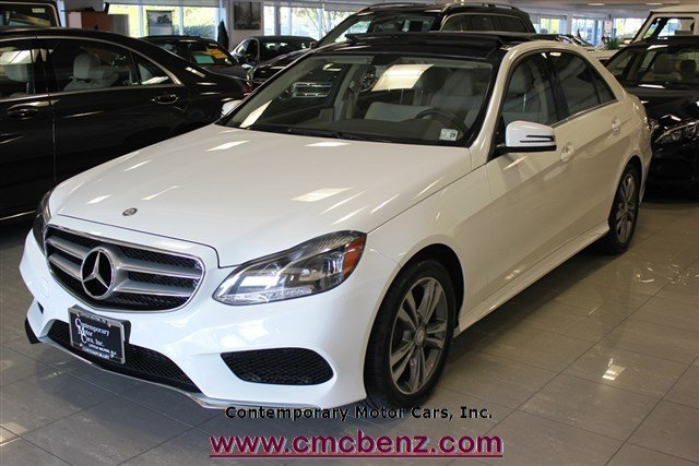 2014 Mercedes-Benz E 250 Sport 4MATIC®
