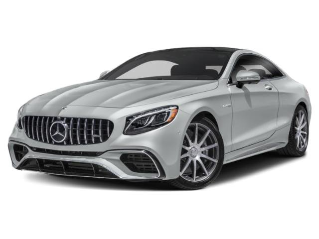 New 2019 Mercedes Benz S Class Amg S 63 Coupe Coupe In Little
